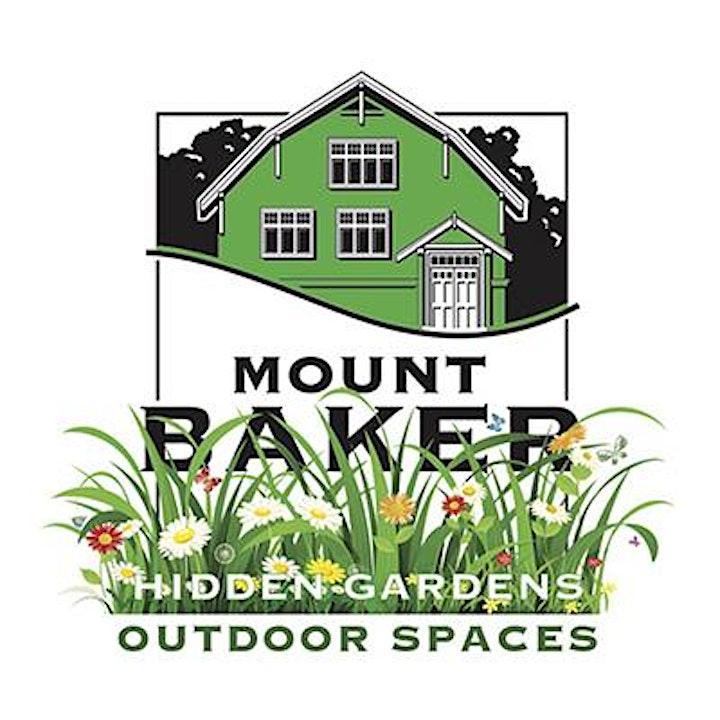 Mount Baker Garden Art Sale image
