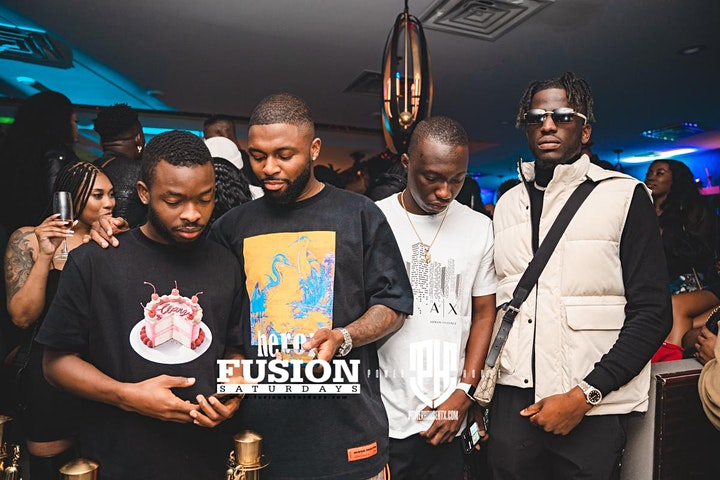 """The All new Saturday night experience """"FUSION SATURDAYS"""" at Domain Lounge image"""