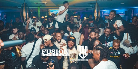 """The All new Saturday night experience """"FUSION SATURDAYS"""" at Domain Lounge tickets"""