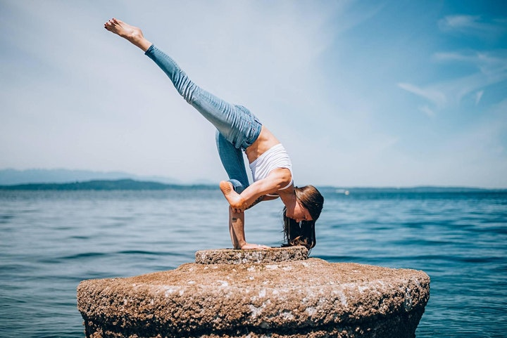 Yoga is Greater Outdoors - Yoga on the Water with Bala Yoga image