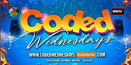 Coded Wednesdays tickets