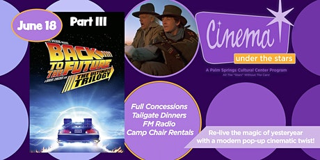 RETRO NIGHT: BACK TO THE FUTURE PART III tickets