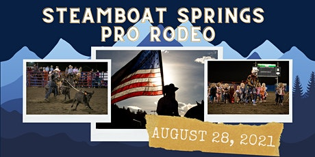 August 28, 2021  - Saturday Rodeo tickets