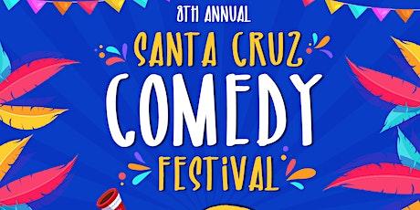 8th Annual Santa Cruz Comedy Festival: Kellen Erskine tickets