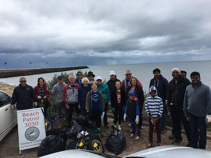Beach Patrol  3030 Clean Up Event image