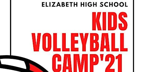 Elizabeth High School Volleyball Kids Camp tickets