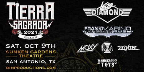 Tierra Sagrada Rockfest featuring Legs Diamond tickets