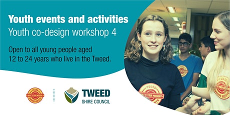 Youth co-design workshop | Youth events and activities | Online tickets