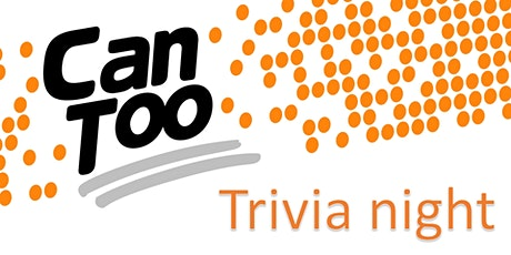 Can Too Trivia Night tickets