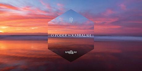 O Poder da Kabbalah 1   Junho de 2021. ingressos
