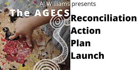 The AGECS Reconciliation Action Plan Launch tickets