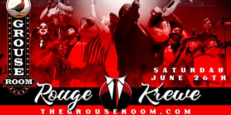 Rouge Krewe at The Grouse Room! tickets