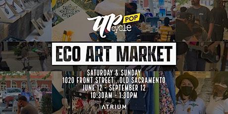Upcycle Pop Eco Art Market - Summer 2021 tickets