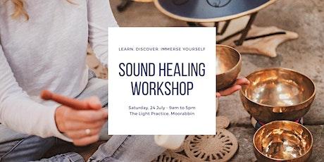 Sound Healing Workshop with IKSRE tickets