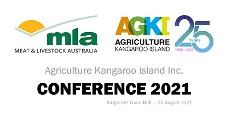 MLA Agriculture Kangaroo Island Conference 2021 tickets