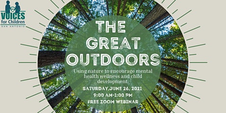 The Great Outdoors: Nature and Mental Health tickets
