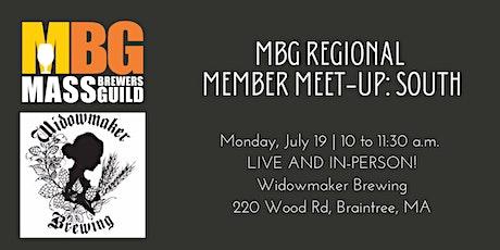 MBG Regional Member Meet-up: South tickets