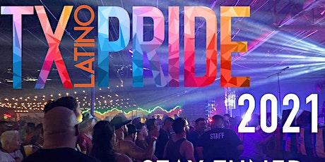 Texas Latino Pride 2021 tickets