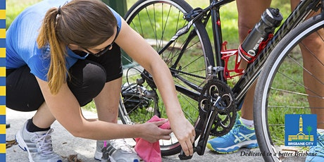 Learn to maintain your bike for free - intermediate (women only) tickets