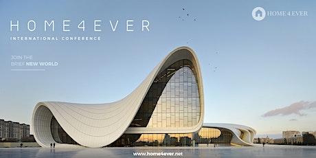 Home4Ever International Conference bilhetes