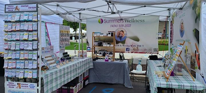 Aromatherapy at the Smyrna Market image