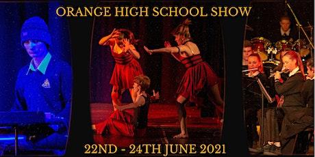 Orange High School Show tickets