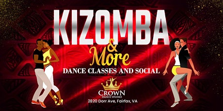 Kizomba & More: Dance Classes & Social tickets