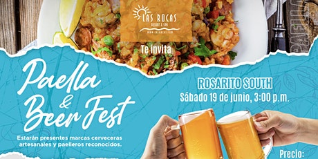 Paella & Beer Festival tickets