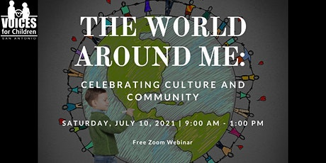 The World Around Me: Celebrating Culture and Community tickets