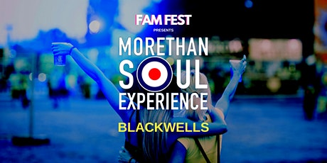 Morethan Soul Fest Chipperfield tickets