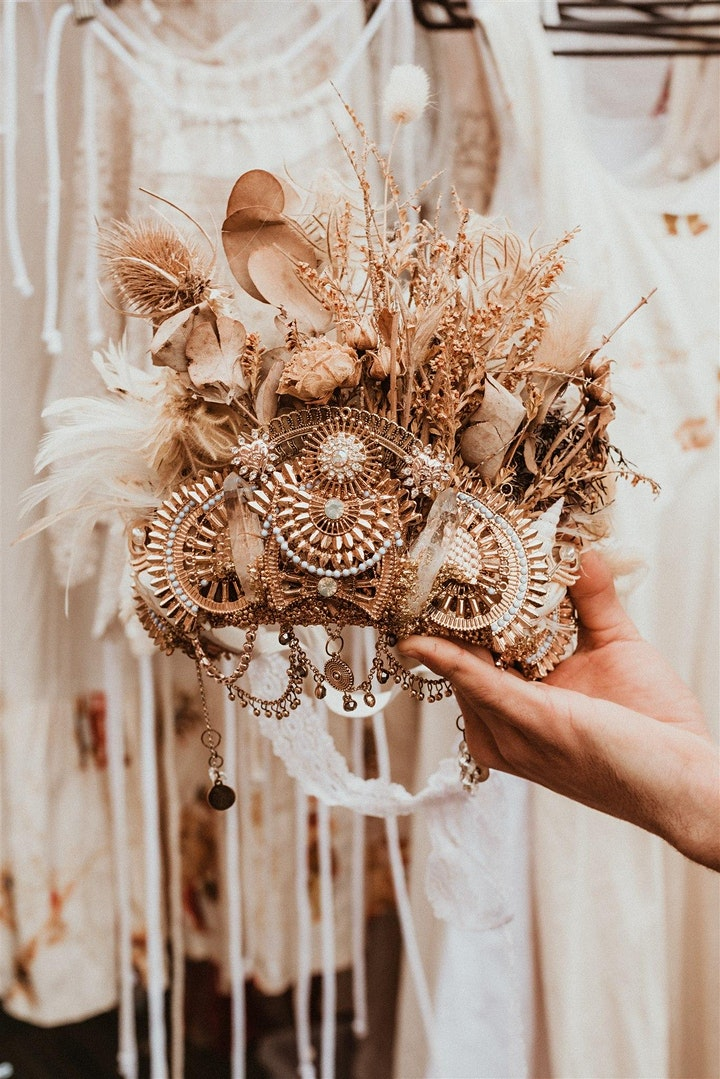 Boho Luxe Market & Boho Bride - Brisbane, November 12 - 14 2021 image
