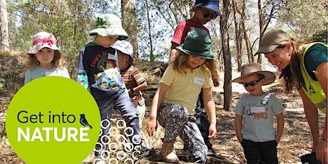 Parramatta Wild Wattle Kids - Nature Playgroup (SOLD OUT) tickets