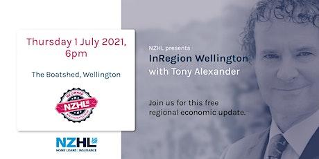 Tony Alexander InRegion Seminar Series - Wellington tickets