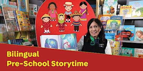 Bilingual Preschool Storytime - English/Spanish tickets