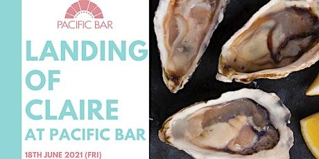 Landing of Claire| Pacific Bar, Conrad Hong Kong tickets