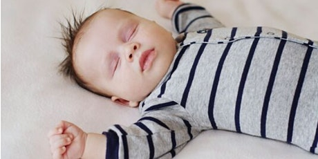Manningham Sleep and Settling Program - Newborn (birth – 3 months) ONLINE tickets