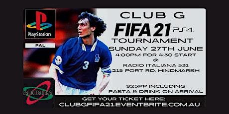 Radio Italiana Fifa 21 Tournament tickets