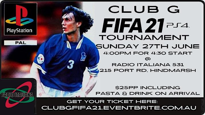 Radio Italiana Fifa 21 Tournament image