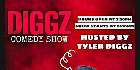 Diggz's Comedy Show tickets
