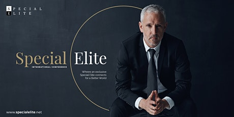 Special Elite - International Conference bilhetes