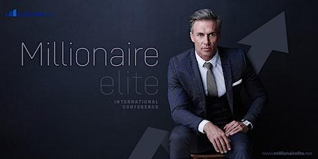 Millionaire Elite - International Conference tickets