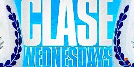 Clase Wednesdays tickets