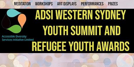 ADSI Western Sydney Youth Summit and Refugee Youth Awards 2021 tickets