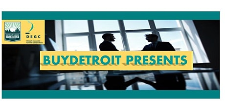 """BuyDetroit Presents: """"Let's Discuss How to Market Your Niche."""" tickets"""