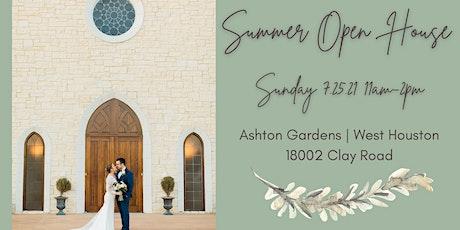 Ashton Gardens   West Houston Open House tickets