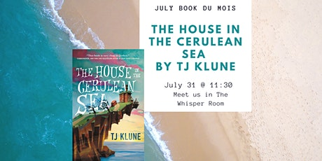 July Book du Mois Meeting: The House in the Cerulean Sea tickets