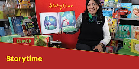School Holiday Storytime tickets