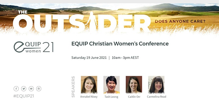Equip women Live Streamed Conference - Hosted at The Heights Church image