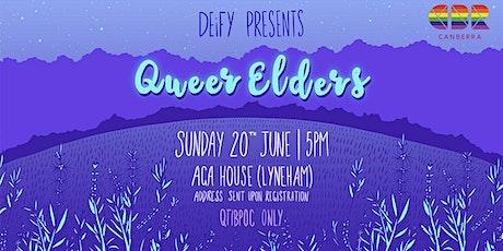 Queer Elders tickets