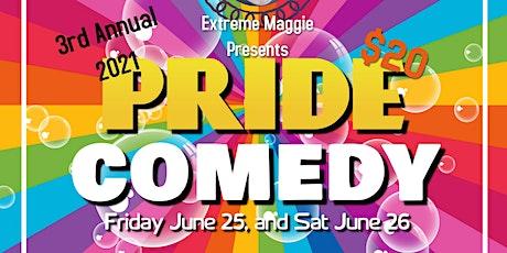 2021 Pride Comedy tickets